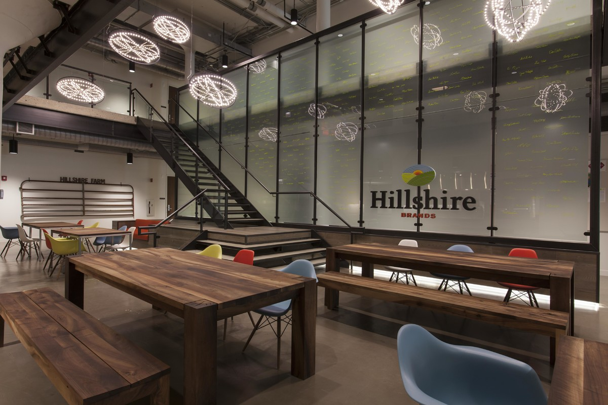 Lightswitch | Hillshire Brands Headquarters